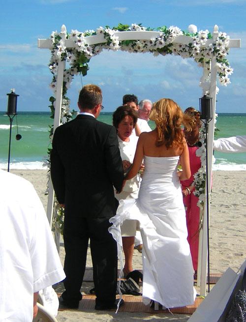 7f29bce626 Intimate Wedding on the beach & Vows renewal at Villa Sinclair Beach Suites  Hotel Resort & SPA Hollywood Beach Florida 33019- romantic getaway -travel  ...